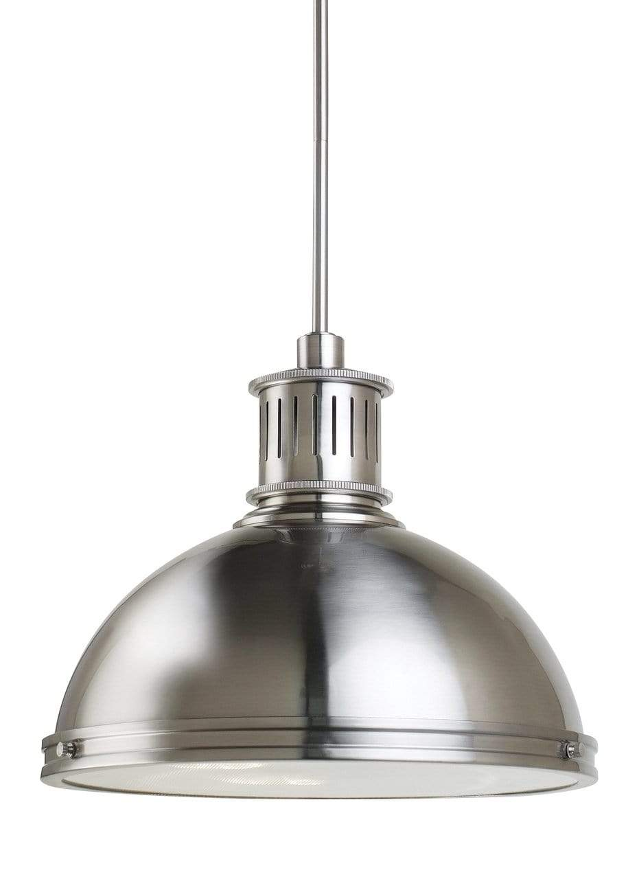Interior Pendant Pratt Street Pendant - Brushed Nickel