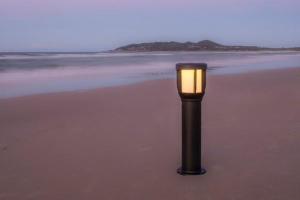 Rainbow & Sunshine Solar LED Bollards