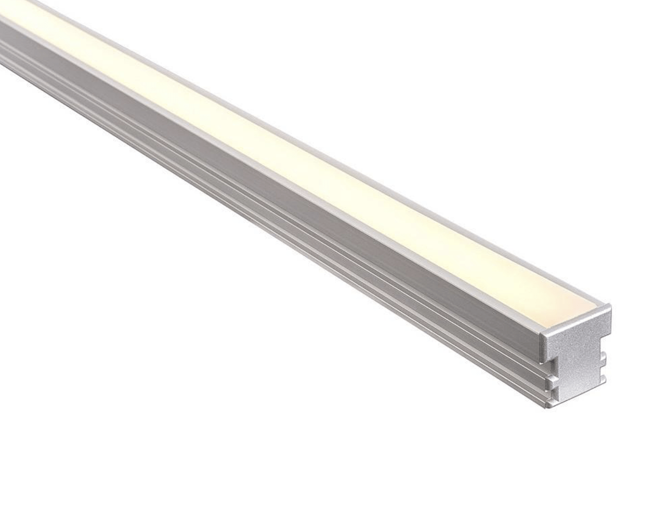 Profiles Recessed Profile - Foot Trafficable Deep - HV9698-2626 lighting shops lighting stores LED lights  lighting designer