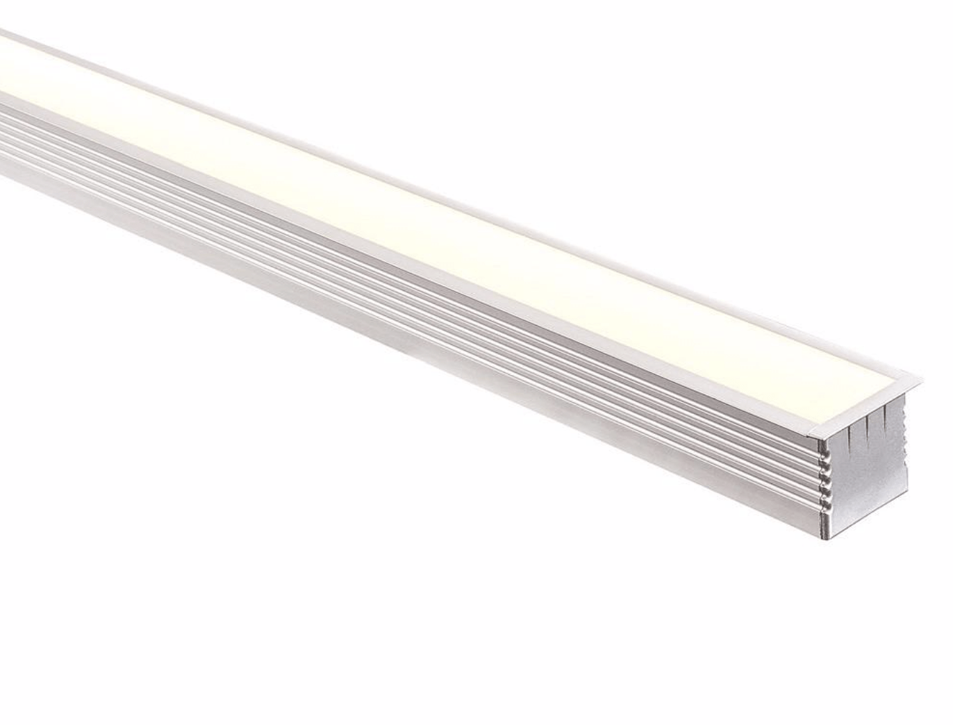 Profiles Recessed Profile - Large Square Winged - HV9695-4435 lighting shops lighting stores LED lights  lighting designer
