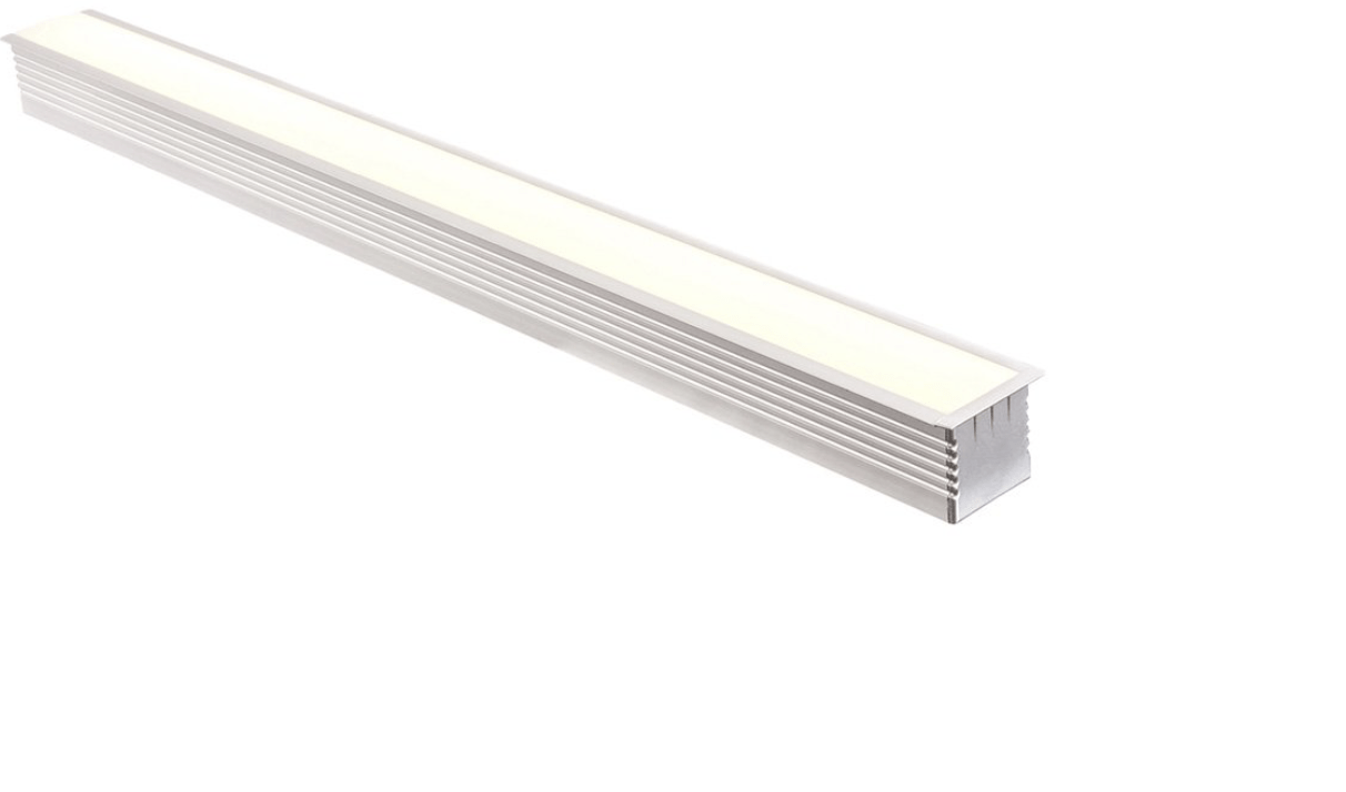Profiles Recessed Profile - Large Winged Spring Clips - HV9695-4540 lighting shops lighting stores LED lights  lighting designer