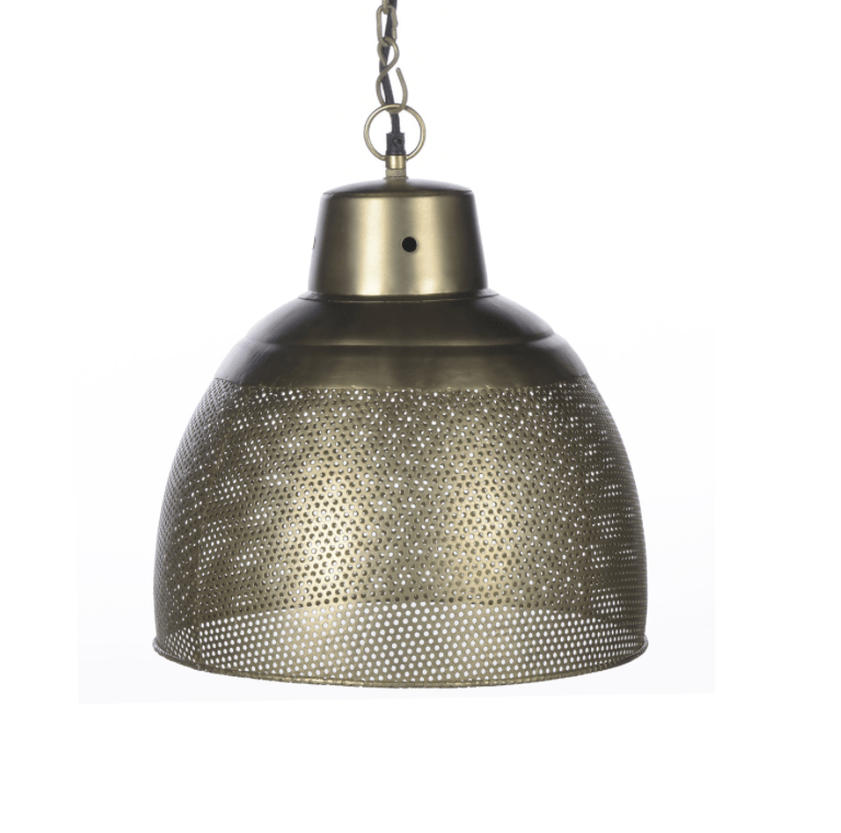 Interior Pendant Riva Pendants - Antique Brass