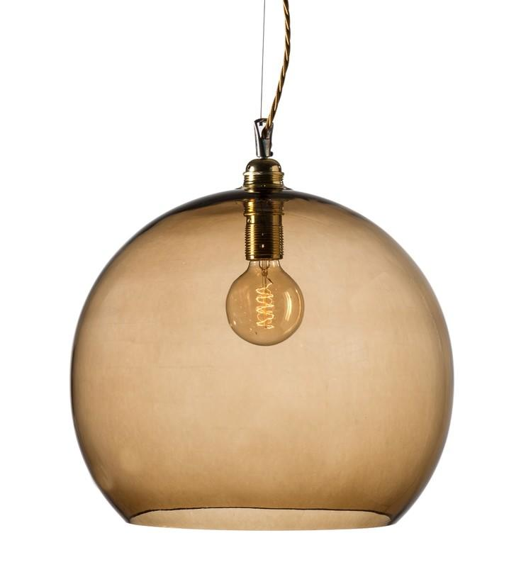 Interior Pendant Rowan Pendant - Golden Smoke