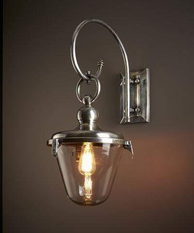 Exterior Wall Light Savoy Entry Lamp