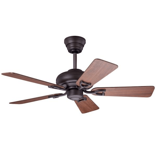 Indoor Fans Seville II Ceiling Fan - New Bronze/Cherry Lighting Stores