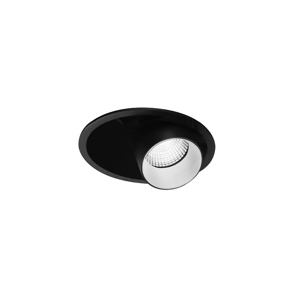 Recessed Shift Down Light