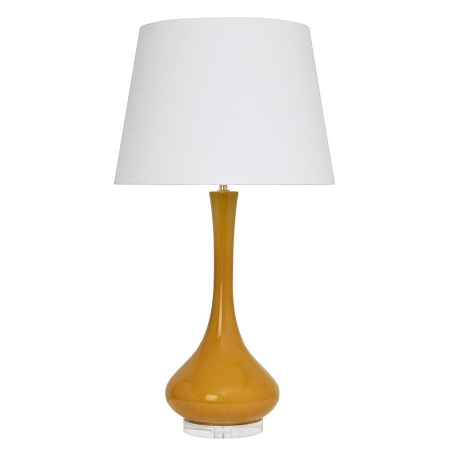 Table Lamps Sofia Table Lamp In Ochre