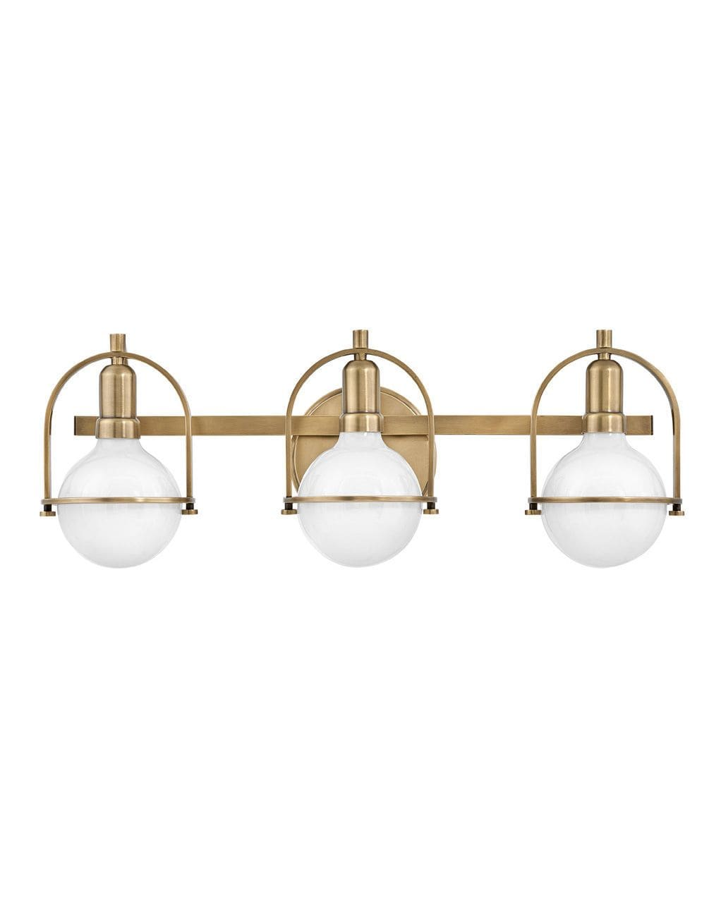 Interior Wall Light / Sconce Somerset Triple Vanity Sconce