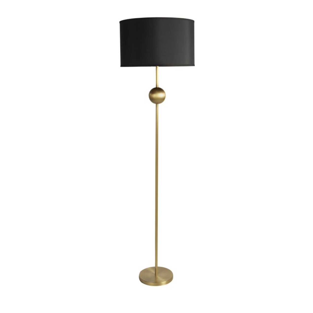 Sphere Brass Floor Lamp lighting shops lighting stores LED lights  lighting designer