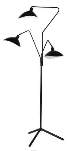 Floor Lamps Spida 3 Light Floor Lamp