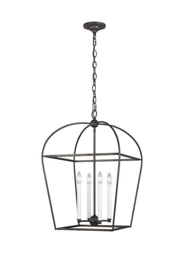Interior Pendant Stonington Lantern - Medium