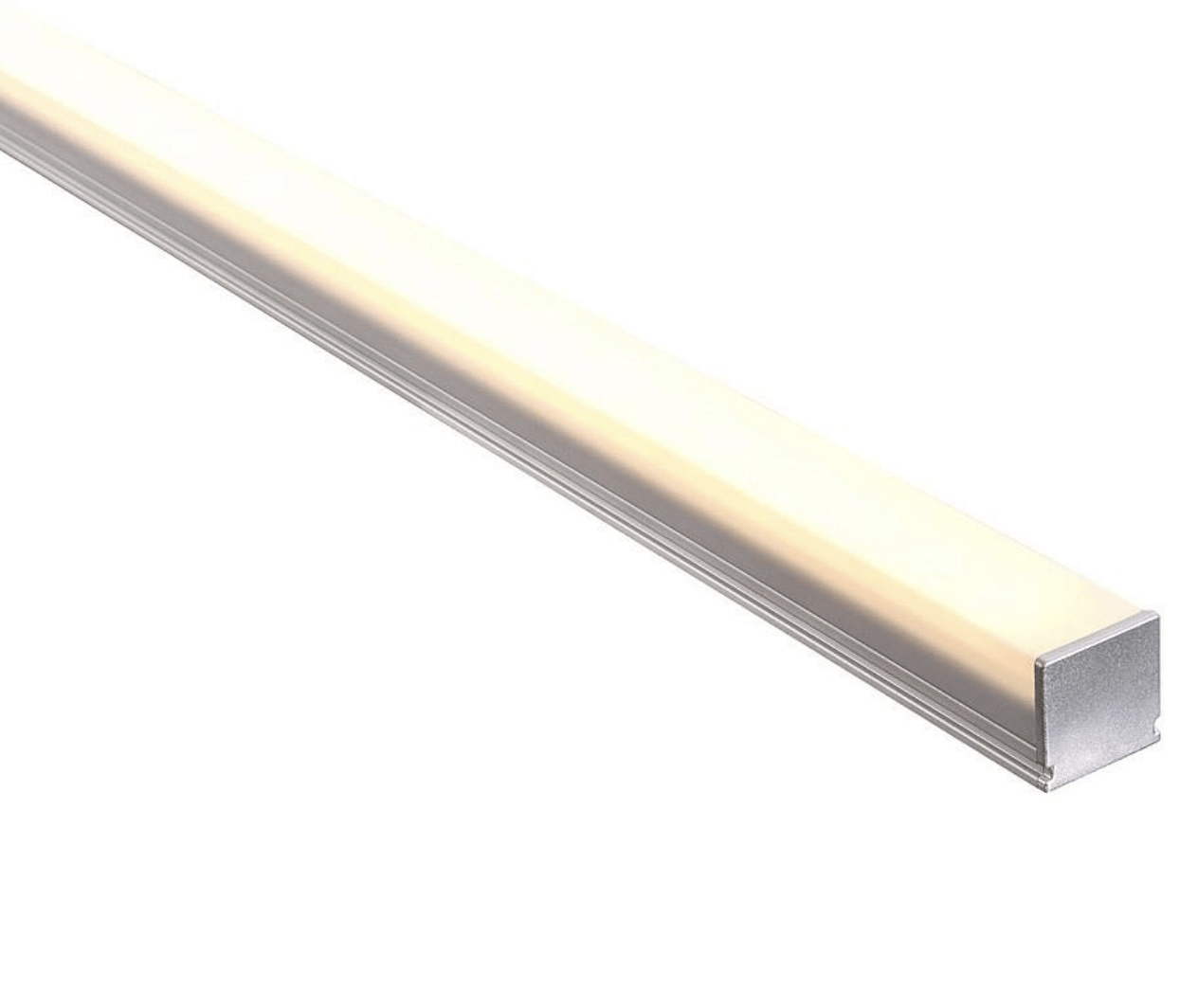 Profiles Surface Mounted Profile - Deep Square - HV9693-2114 lighting shops lighting stores LED lights  lighting designer