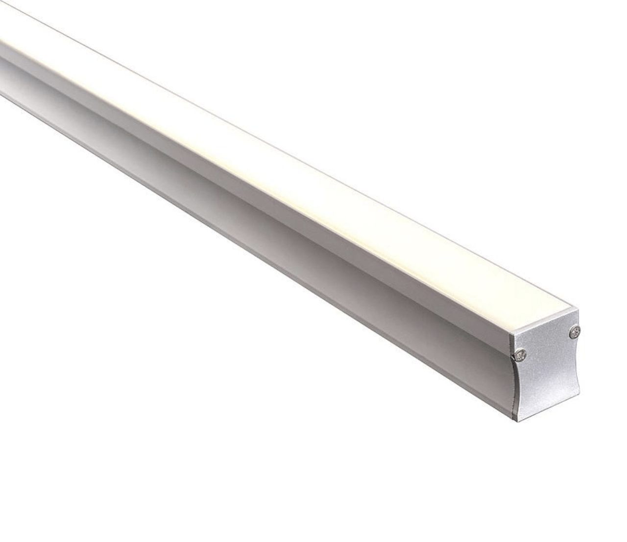Profiles Surface Mounted Profile - Deep Square - HV9693-2320 lighting shops lighting stores LED lights  lighting designer
