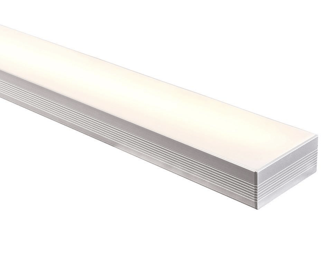 Profiles Surface Mounted Profile - Large Deep Square - HV9693-8035 lighting shops lighting stores LED lights  lighting designer