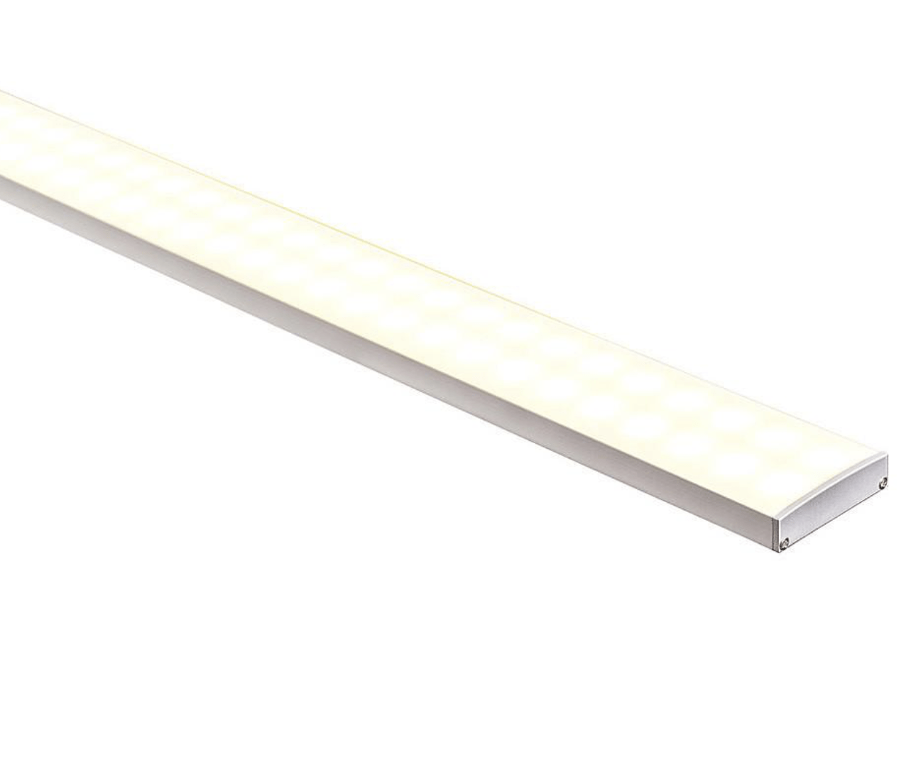Profiles Surface Mounted Profile - Large Shallow Square - HV9693-4511 lighting shops lighting stores LED lights  lighting designer