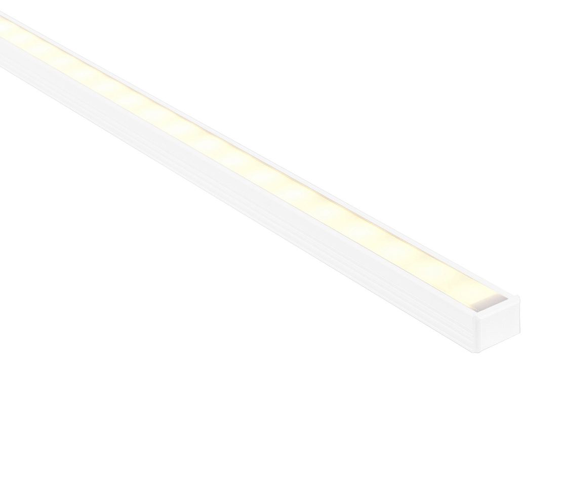 Profiles Surface Mounted Profile - Shallow Square - HV9693-1612 lighting shops lighting stores LED lights  lighting designer