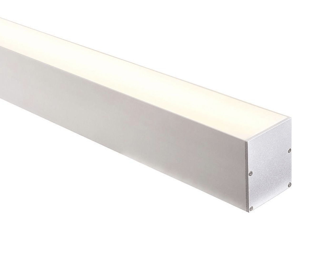 Profiles Suspended Profile - Deep Large Square - HV9693-6070 lighting shops lighting stores LED lights  lighting designer