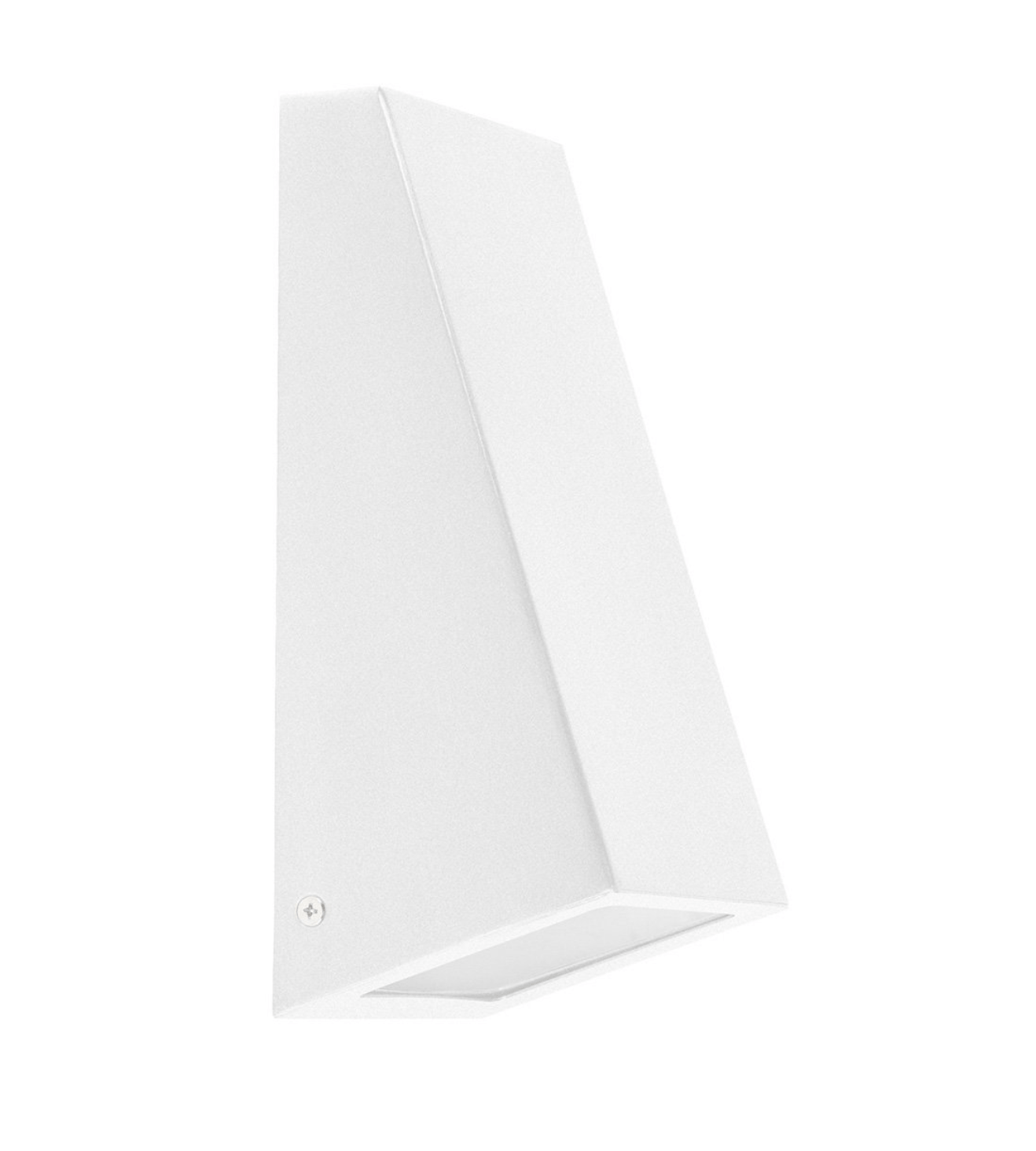 Exterior Wall Light Taper - Large Wall Wedge Lighting Shops