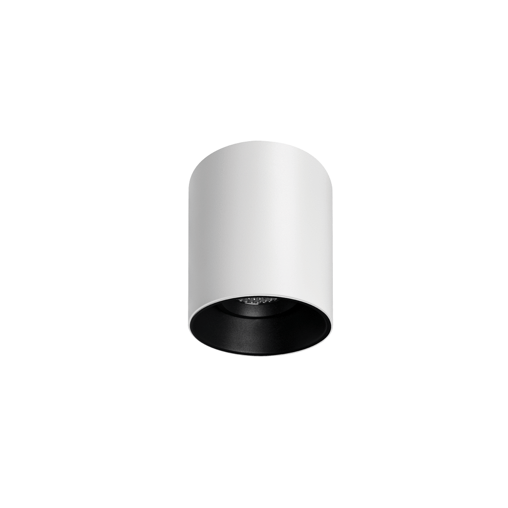 Surface Mounted Titanium Surface Mounted Down Light Step Lights Orbit Step Light lighting shops lighting stores LED lights lighting designer