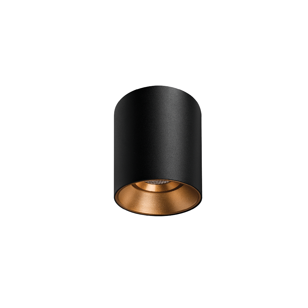 Surface Mounted Titanium Surface Mounted Down Light Surface Mounted Titanium Surface Mounted Down Light Step Lights Orbit Step Light lighting shops lighting stores LED lights lighting designer