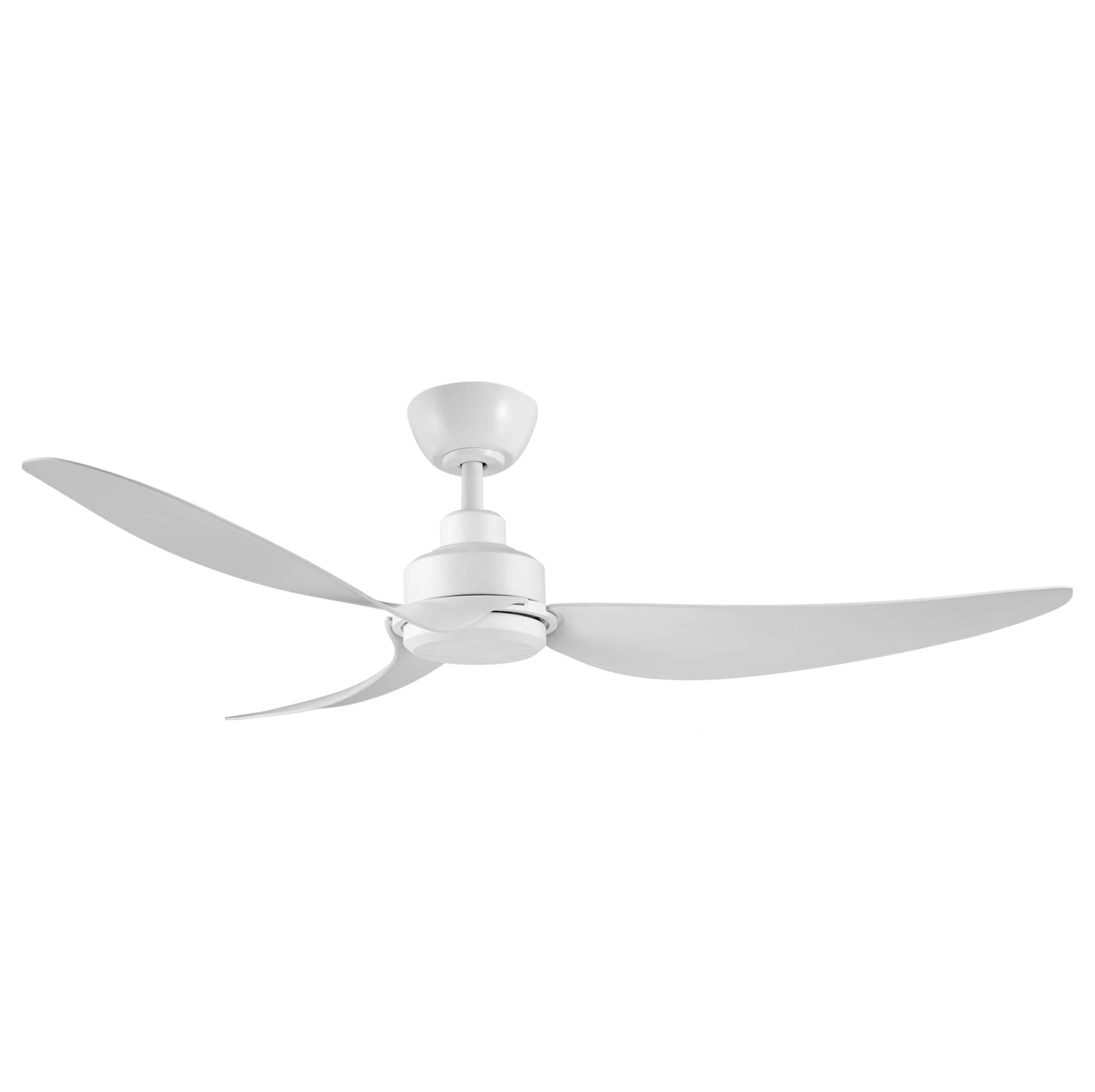 Indoor Fans Trinity Ceiling Fan - White