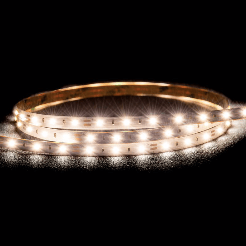 LED Strip Water Resistant LED Strip - IP54 - 3000K / meter lighting shops lighting stores LED lights  lighting designer
