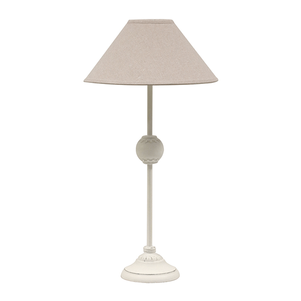 Table Lamps White Table Lamp with Ball