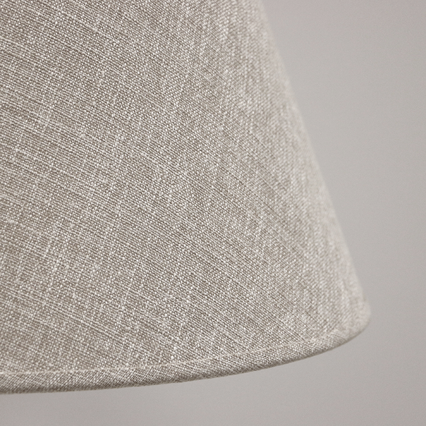 Table Lamps Wooden Detailed Lamp with Shade