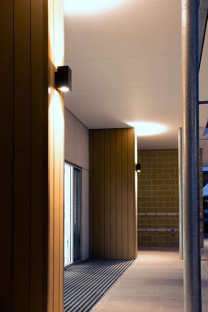 Exterior Wall Light Zeron Exterior Wall Lights Home Lighting Consultant Sydney