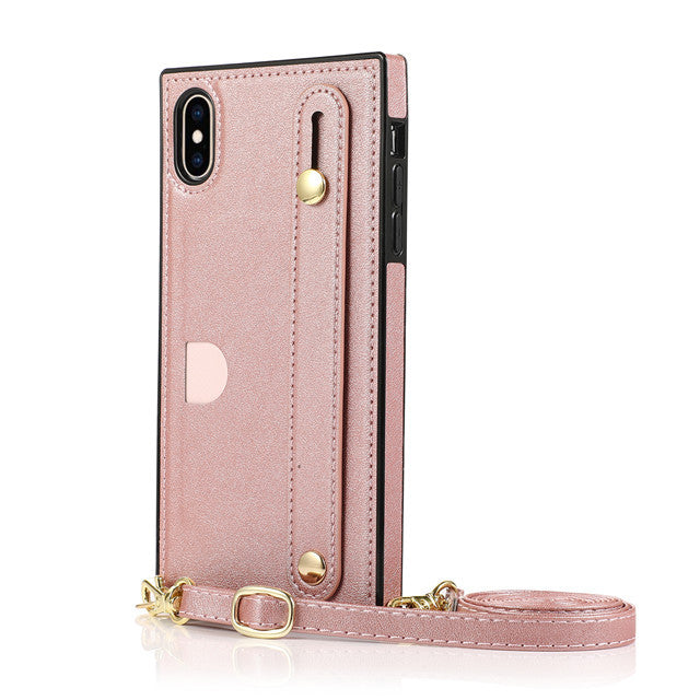 Messenger Phone Case Card Holder Phone Holster