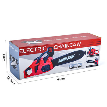 Kids Electric Safety Chainsaw