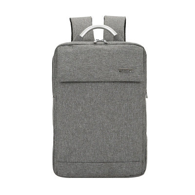 Manufacturers wholesale and customize 2021 new type of double shoulder bag multi function notebook PC package for men and women general business knapsack