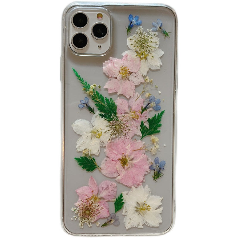 Hanfeng eternal flower dried flower phone case