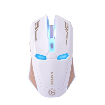Suspiciously Face-Like Computer Mouse
