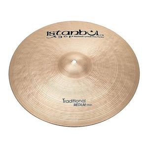 "Istanbul Agop Traditional 20"" Medium Crash"