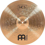"Meinl HCS Bronze HCSB141620 Basic Cymbal 14"" Hihat, 16"" Crash, 20"" Ride (w/ Video Demo)"