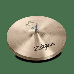 "Zildjian A0133 14"" A Zildjian New Beat Hi-Hat (Pair) Cymbals w/ Video Link"