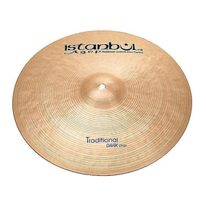 "Istanbul Agop Traditional 20"" Dark Crash"