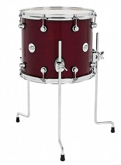 DW Drum Workshop Design Series Cherry Stain 12