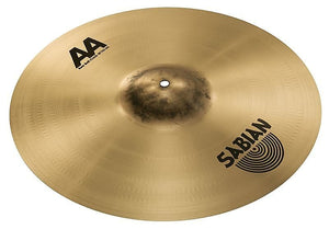"Sabian 18"" AA Raw Bell Crash"