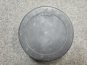 "Dauz 6"" Electronic Drum Pad in Black/Black"