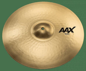 "Sabian 22010XCB 20"" AAX Brilliant Thin Ride Cymbal"