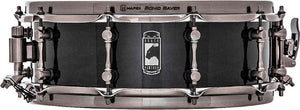 "Mapex 5x14"" Black Panther Black Widow Maple Snare Drum BPML4500LNTB"