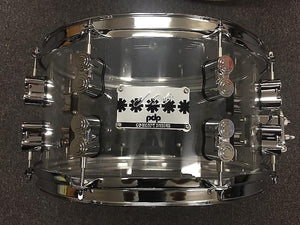 "PDP 7x13"" Chad Smith Signature Acrylic Snare Drum"