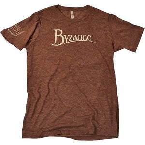 Meinl Byzance T-Shirt (Small-XXL) in Espresso Brown