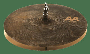 "Sabian 21680AH 16"" AA Apollo Hi-Hat (Pair) Cymbals w/ Video Link"