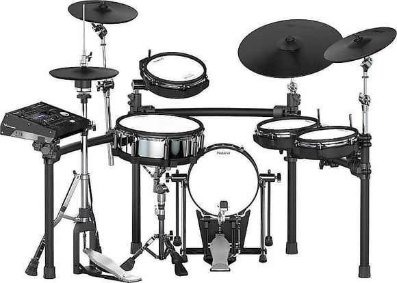 Roland V-Drum TD-50K Electronic Drum Set Kit w/ FREE DW Machined Chain Drive Pedal (Pre-Order)