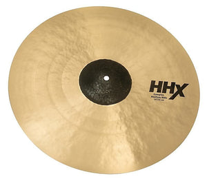 "Sabian 12012XCN 20"" HHX Complex Medium Ride Cymbal"