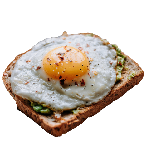 Fancy Toast with Egg