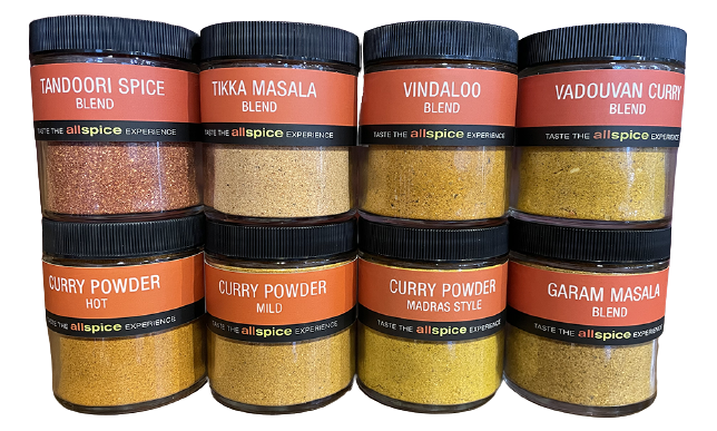 AllSpice Indian Curries